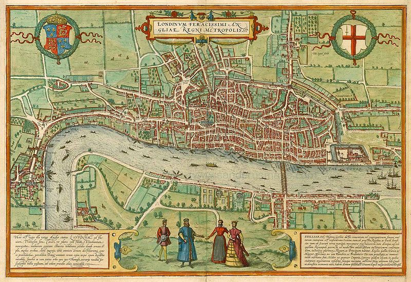 middle ages of london